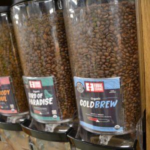 Coffee Bins (Cold Brew)