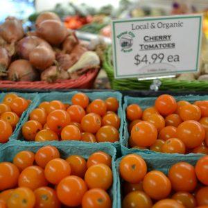 Local Cherry Tomatoes